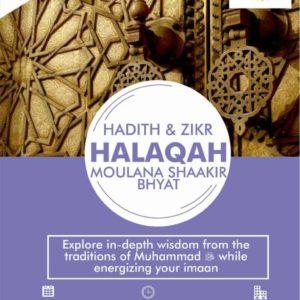 Hadith and Zikr Halaqah